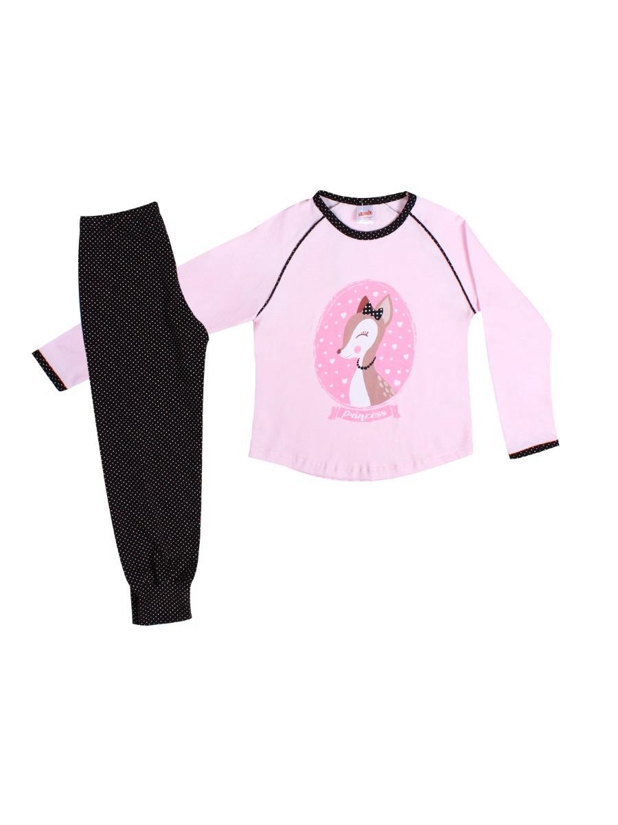 f388e470111 Παιδική Πυτζάμα για Κορίτσι Love Deer Minerva - ΕΥΑ ΝΙΚΟΛΑΪΔΟΥ